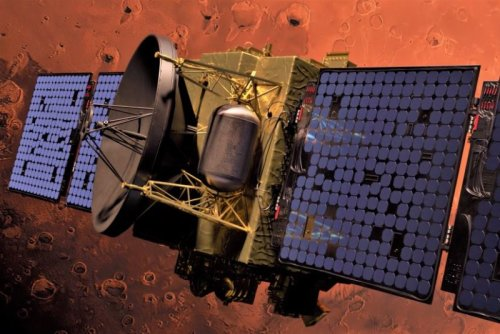 UAE Mars probe enters Red Planet orbit