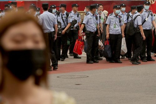 China grapples with Delta variant outbreaks after show draws tourists