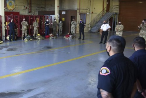 330 civilian employees transfer from Navy to Air Force at Andersen AFB