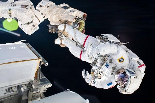 Watch live: Astronauts will try again to install new solar array on spacewalk