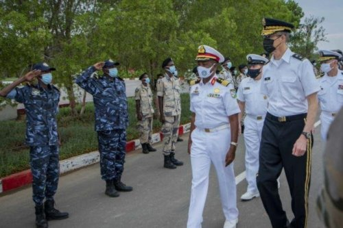 Led by U.S. Navy, Exercise Cutlass Express 2021 begins in Africa