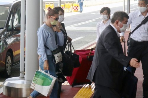 Fearful of returning home, Belarus Olympic sprinter leaves Tokyo for Austria