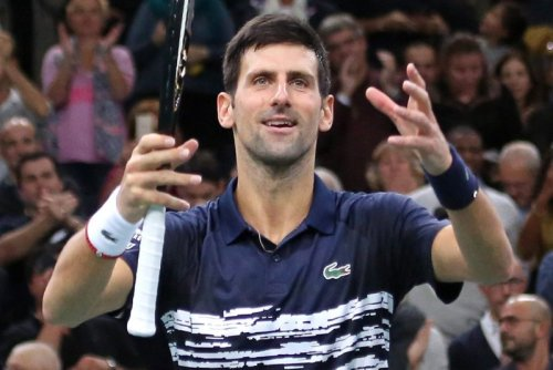 Novak Djokovic moves on, 4 Americans lose in Olympic tennis openers