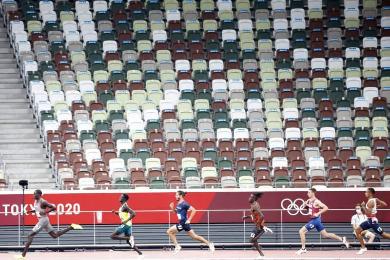 Japan's COVID-19 cases rise 87% during first week of Olympics