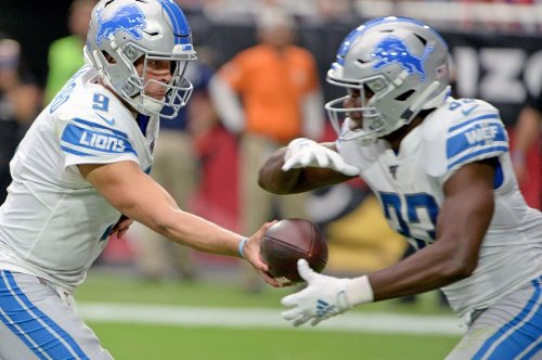 Eagles claim ex-Lions RB Kerryon Johnson off waivers
