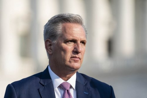 Rep. McCarthy withdraws Republicans from economic disparity committee