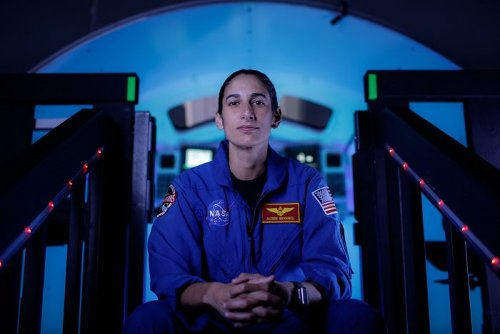NASA's women astronauts -- at least one likely to walk on moon - Slideshow