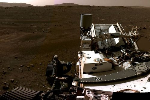 Watch first video, hear audio from Mars