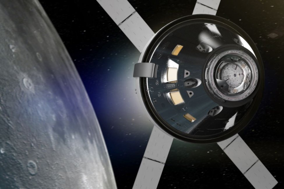 Follow NASA's journey back to the moon - cover