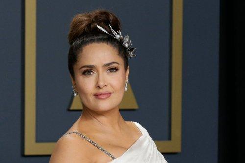 Salma Hayek was 'shocked' to land Marvel's 'Eternals' role