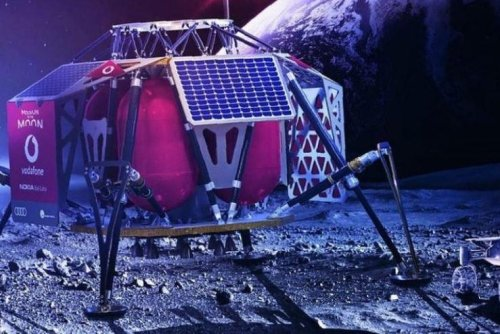 Nokia project aims to build 4G cell network on moon