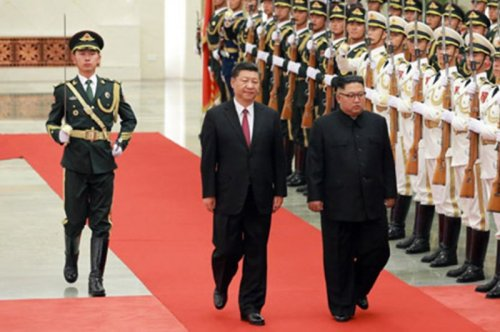 Analyst: China intervened in U.S.-North Korea relations at turning point
