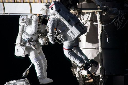 Watch live: Astronauts attempt to install second new space station solar array