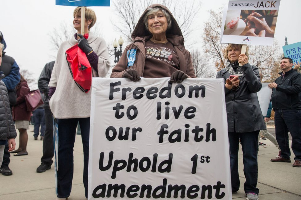 A question of religion -- how First Amendment cases are playing out in court - cover