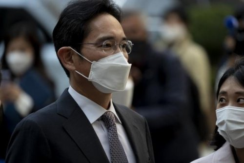 Samsung chief fined for propofol abuse