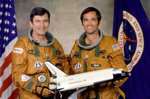 Meet Robert L. Crippen, space shuttle pilot