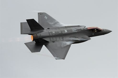 Senate bill would restrict F-35 sales to United Arab Emirates