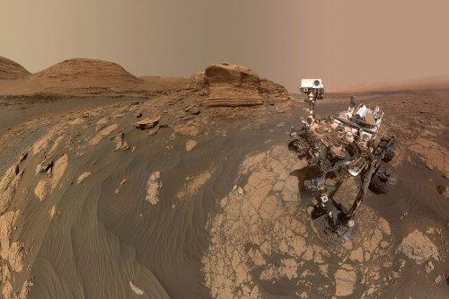 Photos: Exploration of Mars through history