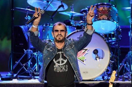 Famous birthdays for July 7: Ringo Starr, Jim Gaffigan