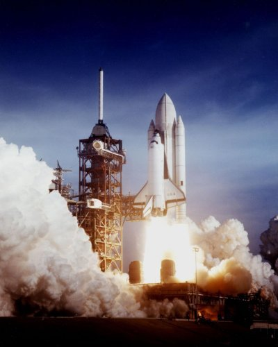 Remembering Space Shuttle Columbia -- 40 years after first launch - cover