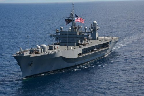 USS Mount Whitney sails for U.S.-only Large Scale Exercise 2021