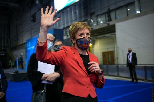 Pro-independence parties pick up majority in Scottish parliament