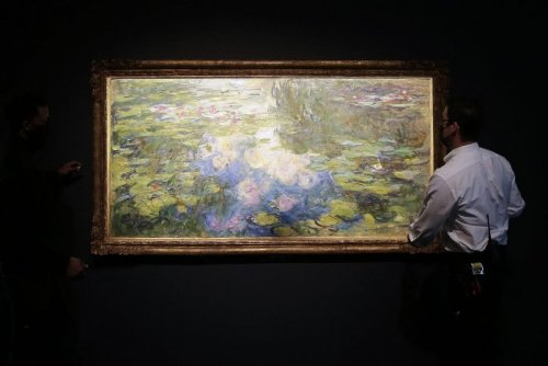 Preview: Sotheby's Impressionist and modern art auction - Slideshow