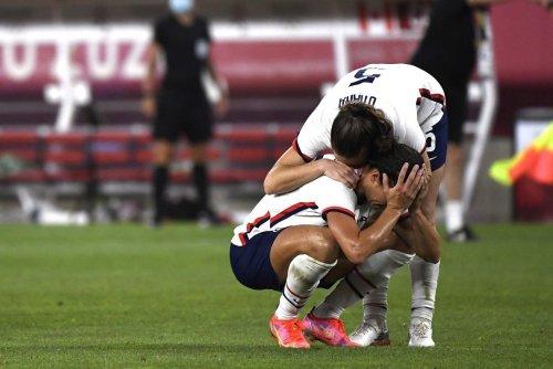 Tokyo Olympics: Scenes from Canada's win over U.S. in women's soccer - Slideshow