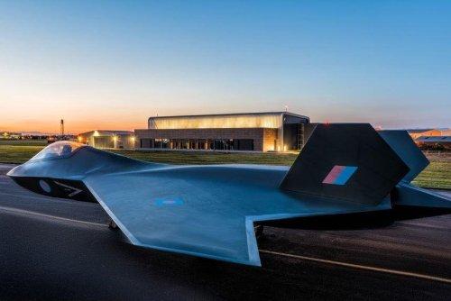 Britain funds development of Tempest future combat air system