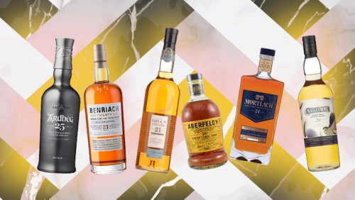 Blind Taste Test: Ranking 6 Very Expensive Single Malt Scotch Whiskies