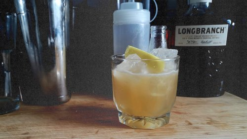The Gold Rush Is Our Official Spring Cocktail -- Here's The Recipe