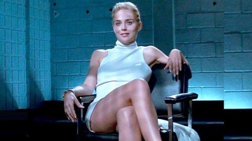 Sharon Stone Isn't Thrilled About 'Basic Instinct' Getting 'XXX Cut'