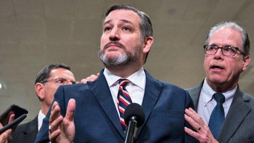 Ted Cruz Is Steamed About Drunken Scorn He's Getting From John Boehner