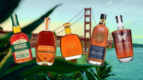 The 7 'Best In Class' Bourbons From The 2021 World Spirits Competition