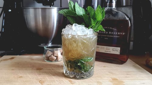 Try Our Mint Julep Recipe This Weekend To Prep For The Kentucky Derby