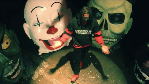 Young Nudy Runs A Funhouse Of Horror In His Eerie 'Dr Ev4l' Video