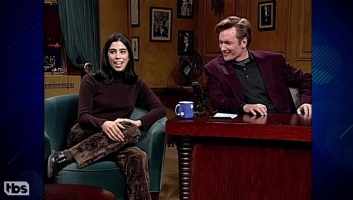 Sarah Silverman And Conan Got Emotional Recalling Her Time On His Show