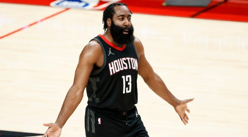 James Harden Says He 'Wasn't Disrespectful' To His Rockets Teammates