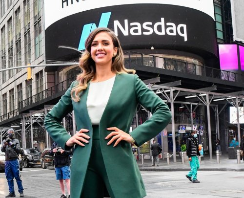 Jessica Alba Took The Honest Company Public And Is Now Very, Very Rich