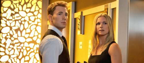 Emily VanCamp On An Important Detail About Sharon Carter & Cap's Kiss