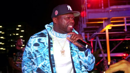 50 Cent's Post About Michael K. Williams' Death Post Draws Ire Of Fans