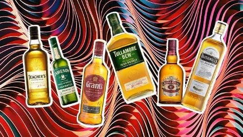 Blind Taste Test: Affordable Irish Whiskey Vs Affordable Scotch Whisky