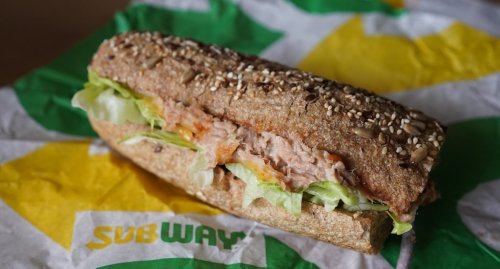 Subway's Tuna Sandwiches Sent To Lab Had 'No Amplifiable Tuna DNA'