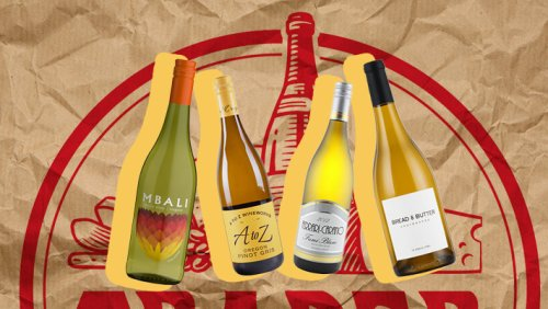 The 10 Best Value White Wines Selling At Trader Joe's Right Now