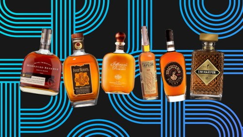The 15 Best Bourbon Whiskeys To Drink Neat, From $50 On Up