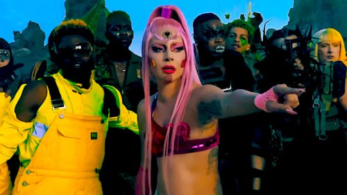 Lady Gaga Fans Are Mad At Coldplay For Allegedly Copying 'Chromatica'