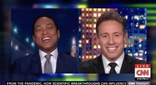 Don Lemon Laughed His Way Through Declaring He's 'Openly Black' On CNN