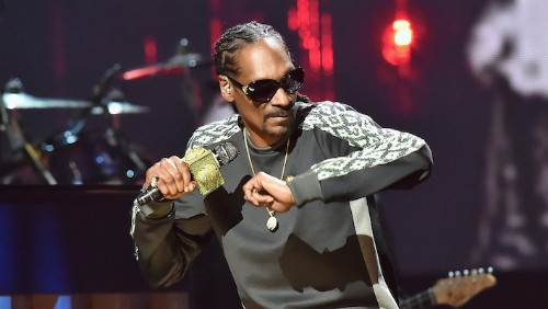 Snoop Dogg's Hologram Is On His 19 Crimes Wine Bottle To Share Advice