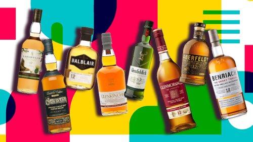Blind Scotch Taste Test: Which 12-Year Single Malt Whisky Will Win?