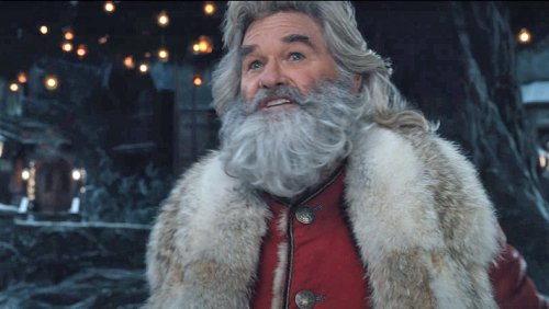 Kurt Russell Is Comparing His Newest Santa Claus Movie To... What?